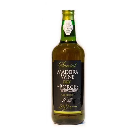 H M Borges Sercial 10 años Madeira