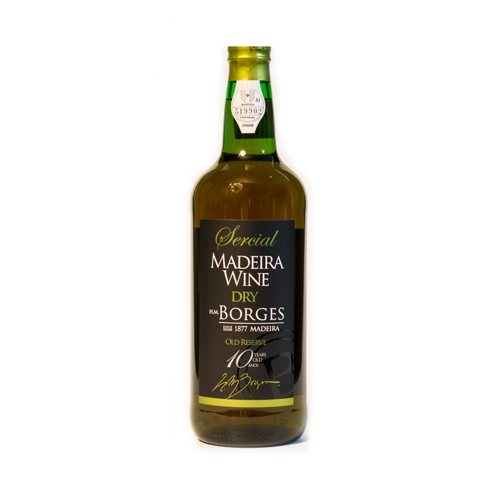 H M Borges Sercial 10 years old Madeira