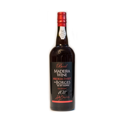 H M Borges Boal 10 years old Madeira