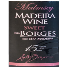 H M Borges Malmsey 15 Anos...