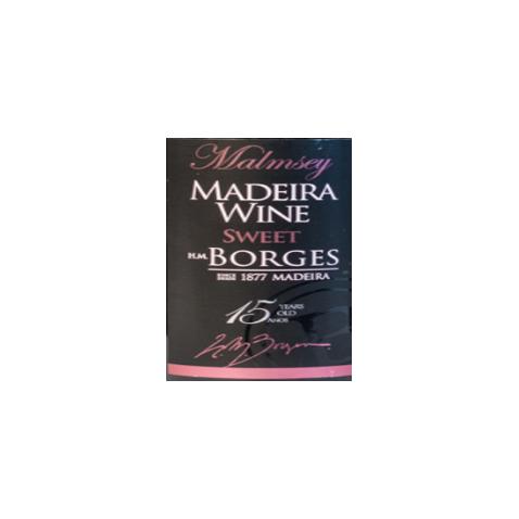 H M Borges Malmsey 15 ans...