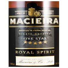 Macieira 5 stars Brandy