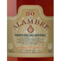 Alambre Moscatel de Setúbal 30 years
