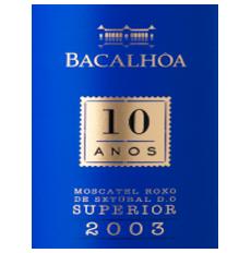 Bacalhôa Moscatel Roxo 10...