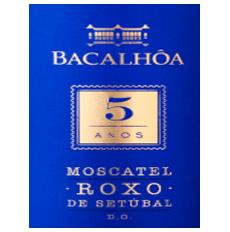 Bacalhôa Moscatel Roxo 5 anos