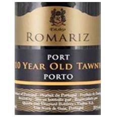 Romariz 10 años Tawny Porto