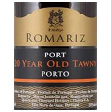 Romariz 20 years old Tawny...