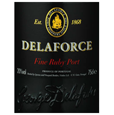 Delaforce Fine Ruby Porto