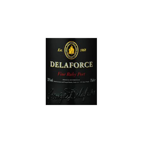 Delaforce Fine Ruby Port