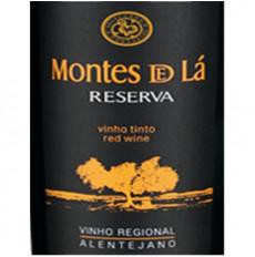 Montes de Lá Reserve Red 2017