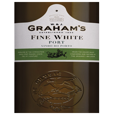 Grahams Fine White Porto