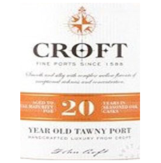 Croft Tawny 20 years Port