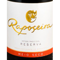 Raposeira Reserve Medium Dry Sparkling