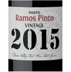 Ramos Pinto Vintage Port 2015