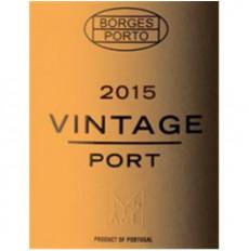Borges Vintage Port 2015