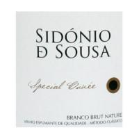 Sidónio de Sousa Special Cuvée White Brut Sparkling