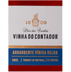 Vinha do Contador Vieil Brandy