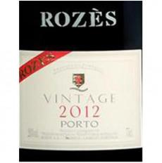 Rozes Vintage Port 2012