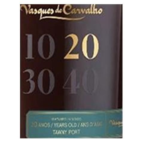 Vasques de Carvalho 20 ans...