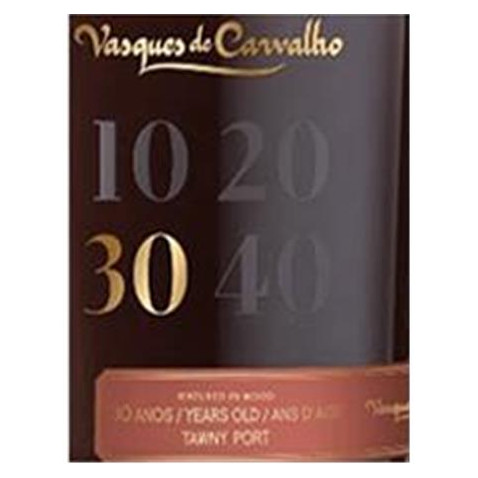 Vasques de Carvalho 30 ans...