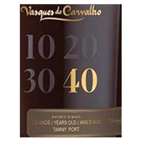 Vasques de Carvalho 40 ans...