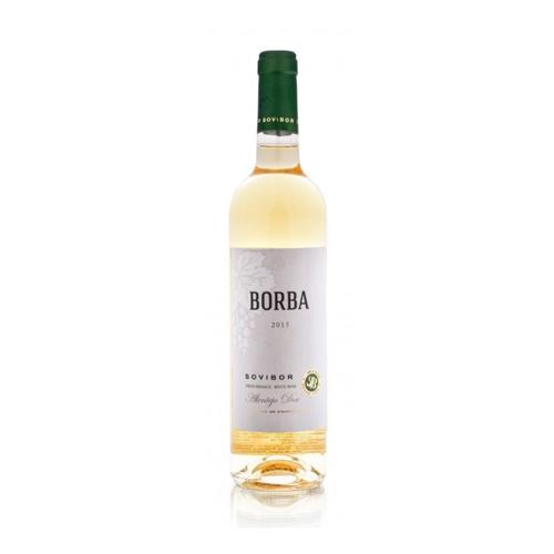 Sovibor Borba White 2018