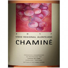 Chamine Rosé 2018