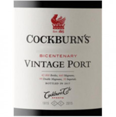 Cockburns Vintage Port 2016