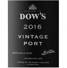 Dows Vintage Porto 2016