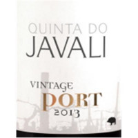 Quinta do Javali Vintage Port 2013