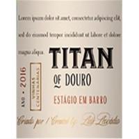 Titan of Douro Estágio em Barro Rosso 2017
