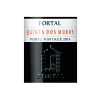 Quinta do Portal Quinta dos Muros Vintage Port 2016