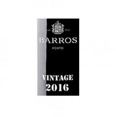 Barros Vintage Port 2016
