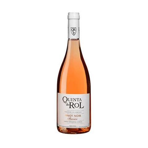 Quinta do Rol Pinot Noir Barrica Rosado 2015