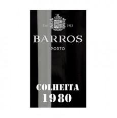 Barros Colheita Porto 1980