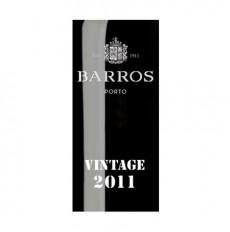 Barros Vintage Port 2011