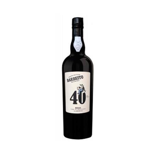 Barbeito Boal Vinha do Embaixador 40 years Madeira