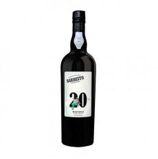Barbeito Malvasia 20 years Lote 18143 Madeira