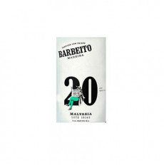 Barbeito Malvasia 20 years...