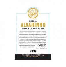 Vidigal Alvarinho Blanc 2016