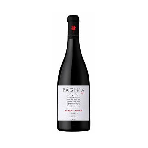 Página Pinot Noir Red 2018