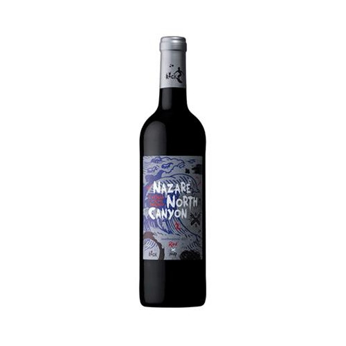 Nazaré North Canyon Red 2017