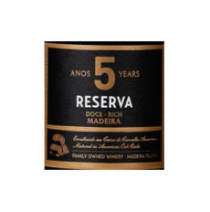 Blandys 5 años Reserva Madeira
