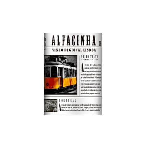 Alfacinha Red 2019