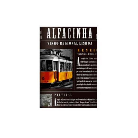 Alfacinha Reserve Red 2019