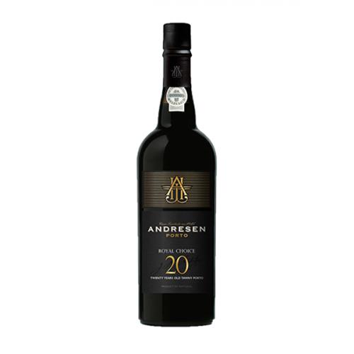 J H Andresen Century Royal Choice 20 years Port