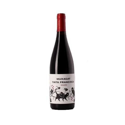 Muxagat Tinta Francisca Red 2016