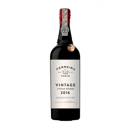 Ferreira Old Vines Vintage Port 2016