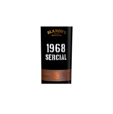 Blandys Sercial Vintage 1968