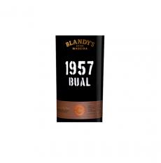 Blandys Bual Vintage 1957